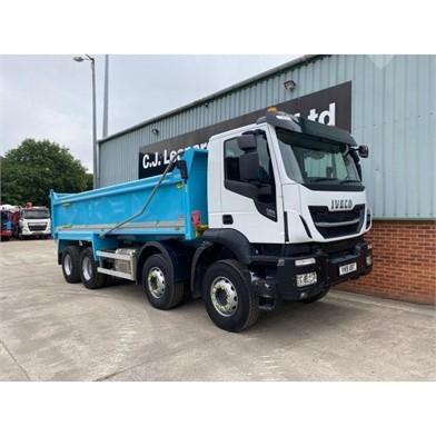 2019 IVECO TRAKKER 420 at TruckLocator.ie
