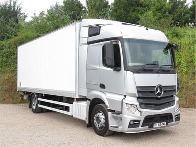 2017 MERCEDES-BENZ ACTROS 1830 at TruckLocator.ie