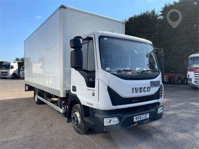 2016 IVECO EUROCARGO 75-160 at TruckLocator.ie