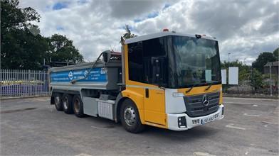 2016 MERCEDES-BENZ ECONIC 3235 at TruckLocator.ie
