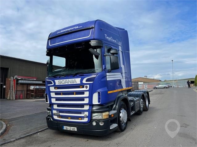 2008 SCANIA R500 at TruckLocator.ie