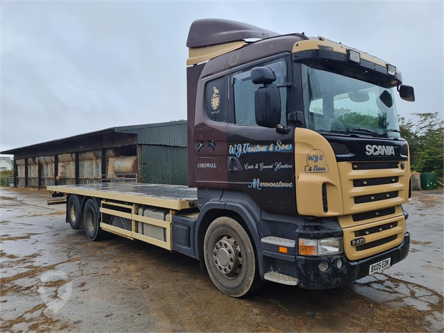 2005 SCANIA R470 at TruckLocator.ie