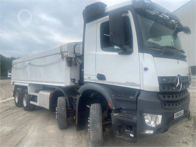 2017 MERCEDES-BENZ ACTROS 3240 at TruckLocator.ie