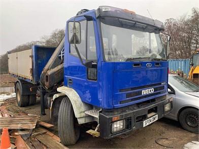2004 IVECO EUROCARGO 180E24 at TruckLocator.ie