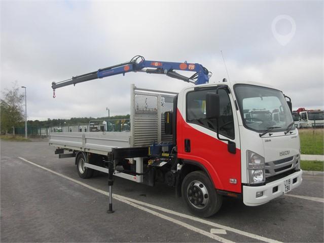 2019 ISUZU N75.150 at TruckLocator.ie