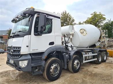 2019 MERCEDES-BENZ AROCS 3240 at TruckLocator.ie