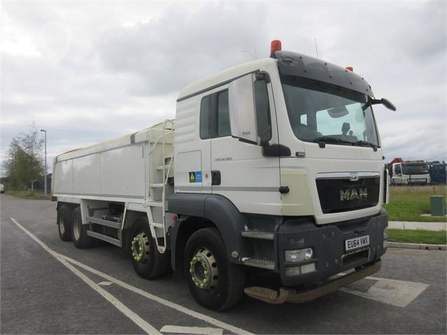 2014 MAN TGS 32.360 at TruckLocator.ie