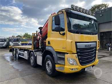 2016 DAF CF410 at TruckLocator.ie