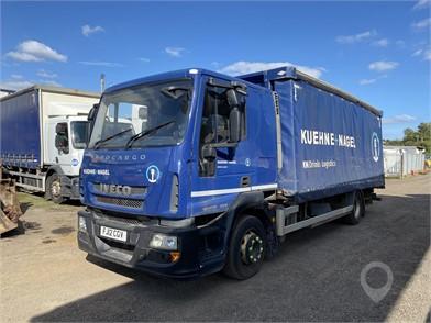 2012 IVECO EUROCARGO 120E18 at TruckLocator.ie