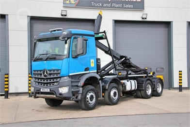 2014 MERCEDES-BENZ AROCS 3240 at TruckLocator.ie