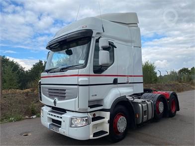 2012 RENAULT PREMIUM 460 at TruckLocator.ie
