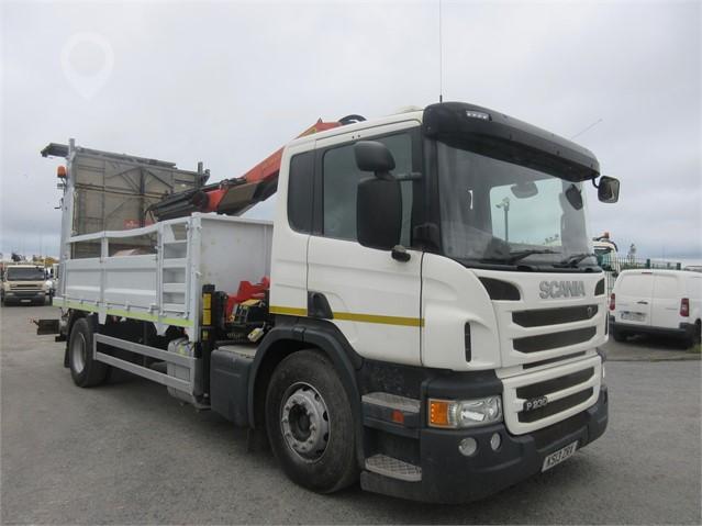 2013 SCANIA P230 at TruckLocator.ie