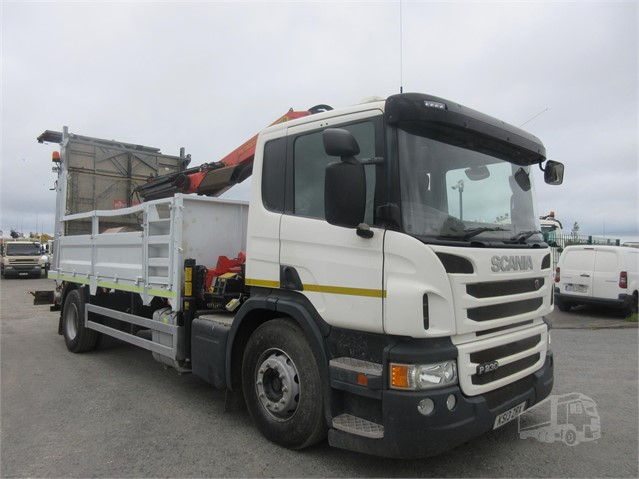 2013 SCANIA P230 at www.firstchoicecommercials.ie