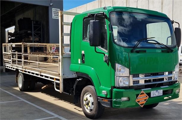 2012 ISUZU FRR500