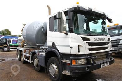 2016 SCANIA P410 at TruckLocator.ie