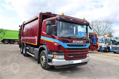 2015 SCANIA P360 at TruckLocator.ie