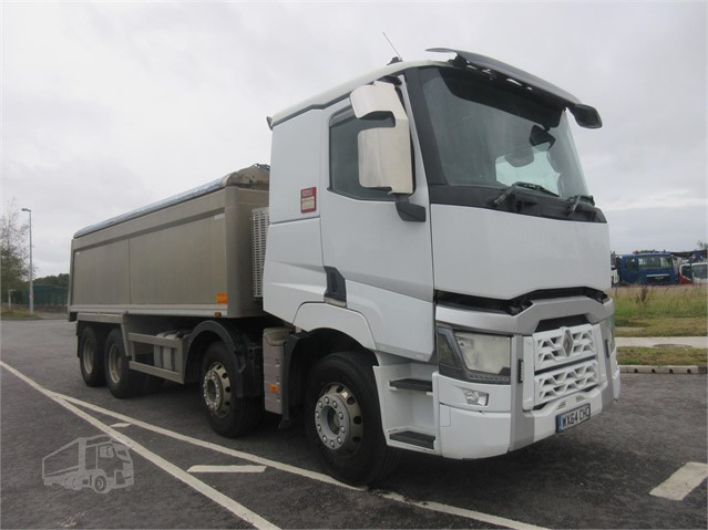 2015 RENAULT C460 at www.firstchoicecommercials.ie