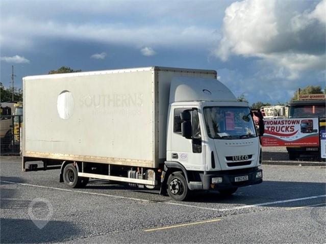 2014 IVECO EUROCARGO 75-160 at TruckLocator.ie