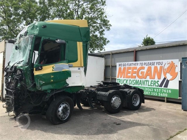 2018 RENAULT T480 at TruckLocator.ie