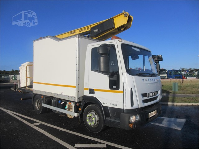 2010 IVECO EUROCARGO 75E18 at www.firstchoicecommercials.ie