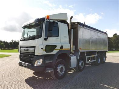 2019 DAF CF450 at TruckLocator.ie