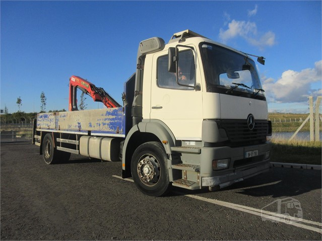2004 MERCEDES-BENZ ATEGO 1823 at www.firstchoicecommercials.ie