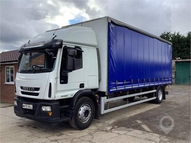 2012 IVECO EUROCARGO 180E25 at TruckLocator.ie