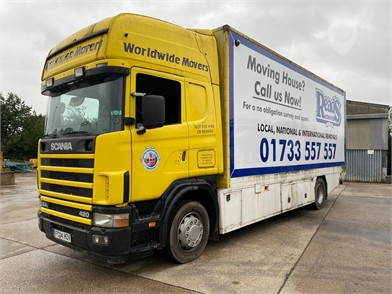 2004 SCANIA R124.420 at TruckLocator.ie
