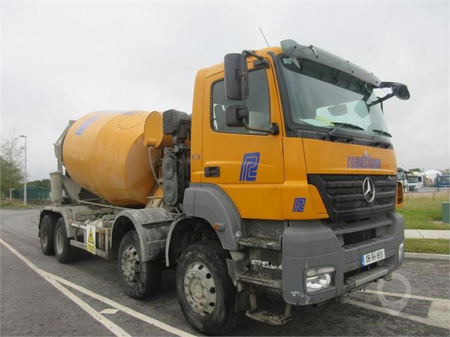 2008 MERCEDES-BENZ AXOR 3236 at TruckLocator.ie