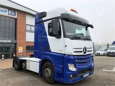 2015 MERCEDES-BENZ ACTROS 2445 at TruckLocator.ie