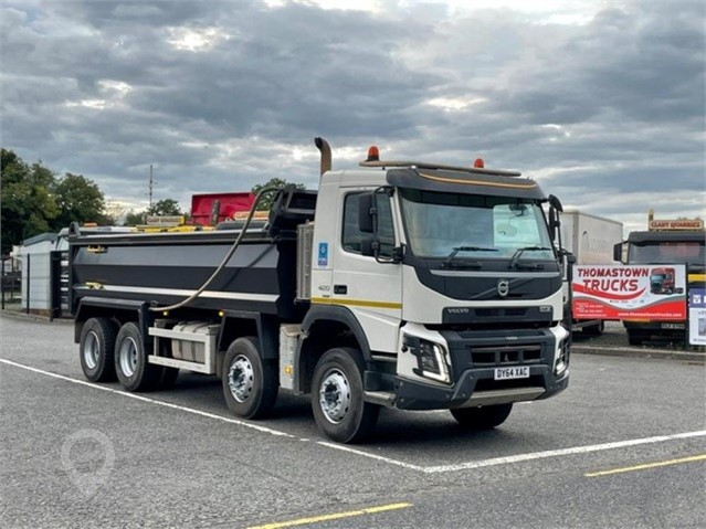 2014 VOLVO FMX420 at TruckLocator.ie