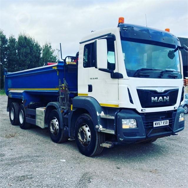 2017 MAN TGS 32.400 at TruckLocator.ie