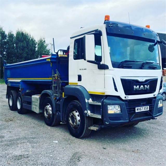2017 MAN TGS 32.400 at www.firstchoicecommercials.ie