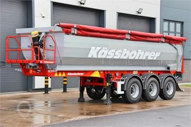2021 KÄSSBOHRER 3 AXLE TIPPING TRAILER (NEW / UNUSED) at TruckLocator.ie