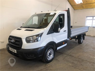 2021 FORD TRANSIT at TruckLocator.ie