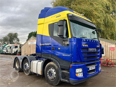 2013 IVECO STRALIS 460 at TruckLocator.ie