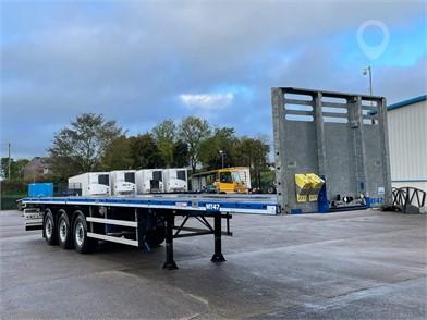 2019 FAYMONVILLE MAX FLAT TRAILER at TruckLocator.ie