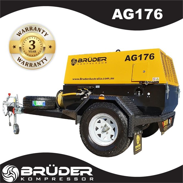 BRUDER AG176D