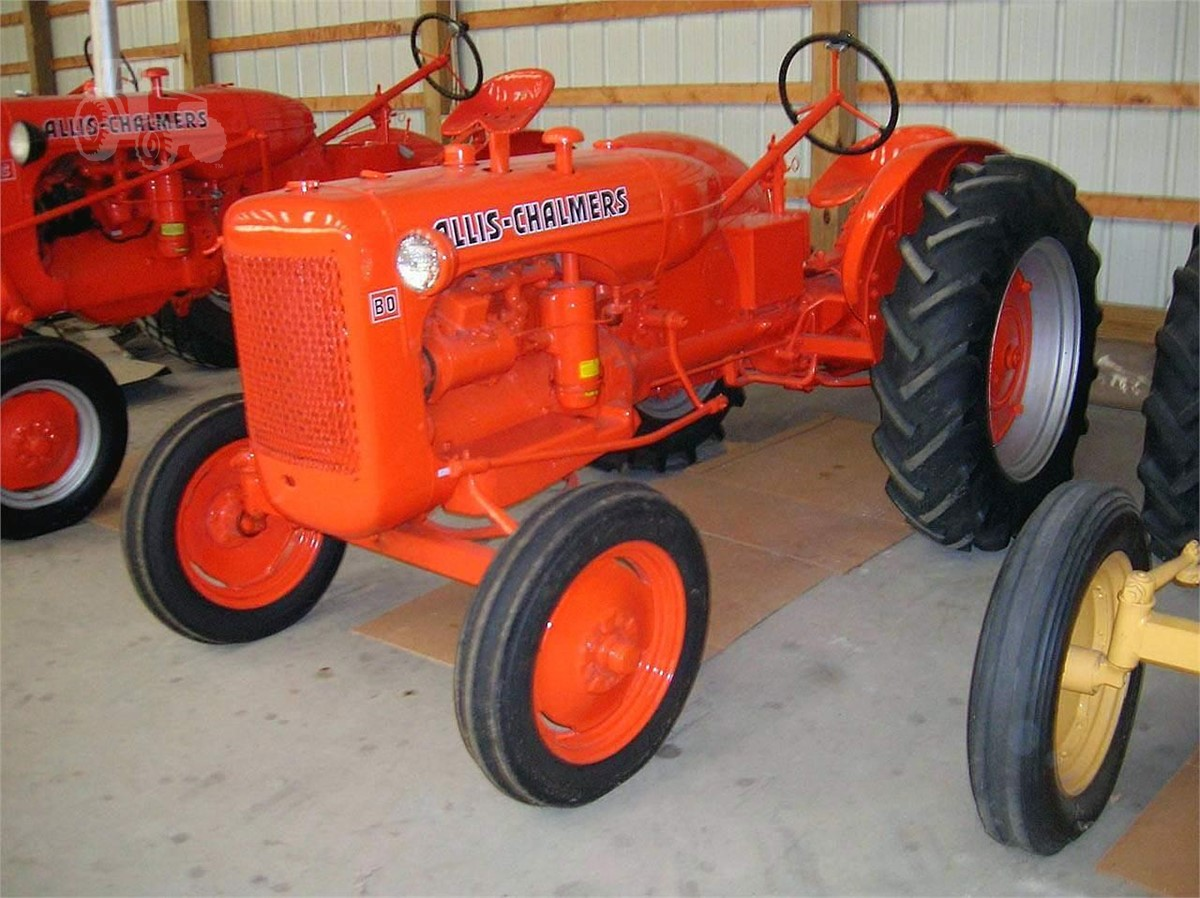 1953 Allis Chalmers Bo For Sale In Marlette Michigan