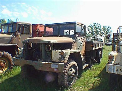 KAISER M35A2 Trucks For Sale In Illinois, Indiana, Michigan