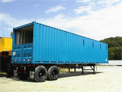 Intermodal / Container Trailers For Sale By LMI-Tennessee