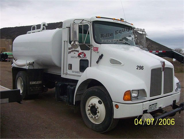 2000 KENWORTH T300 For Sale In Rifle, Colorado