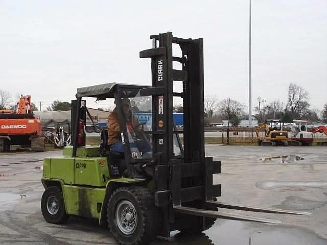 1993 CLARK C500Y100D For Sale In Houston, Texas