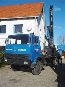 WIRTH Vertical Drills For Sale - 5 Listings