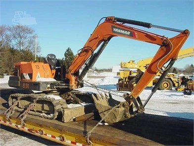 YANMAR B50 Dismantled Machines - 2 Listings | MachineryTrader com