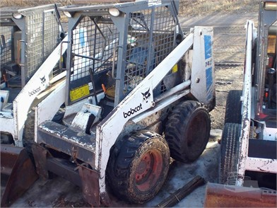 BOBCAT 742 For Sale - 5 Listings | MachineryTrader com - Page 1 of 1