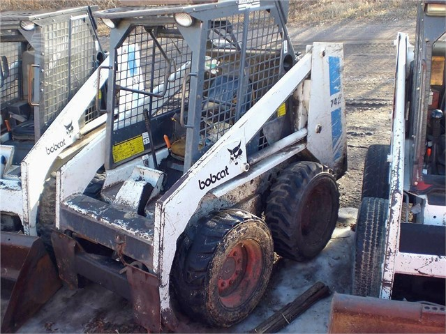 BOBCAT 742 For Sale In Dassel, Minnesota | MachineryTrader com