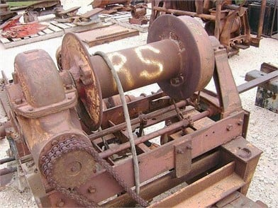 WINCH 7 Other Items For Sale - 1 Listings | MachineryTrader