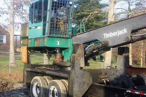 MachineryTrader com | TIMBERJACK 430B Dismantled Machines
