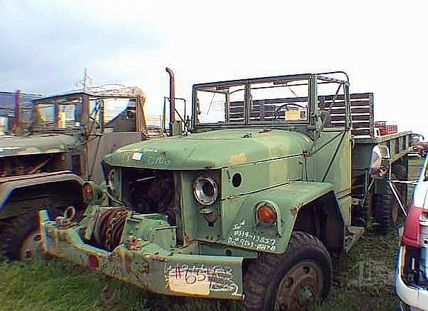 1900 AM GENERAL M35 For Sale In Jackson, Minnesota